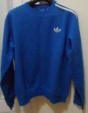 ADIDAS VINTAGE Sudadera Sweatshirt Talla Size L - Azul Royal Blue