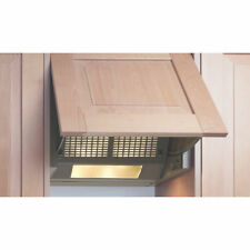 INTX60SV INTEGRATED COOKER HOOD 600MM GREY PAINTED (89296)
