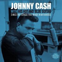 JOHNNY CASH - WITH HIS HOT GUITAR/SINGS THE SONGS THAT MADE HIM VINYL LP NEU