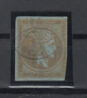K3716/ GREECE – HERMES – MI # 42b USED – CV 135 $