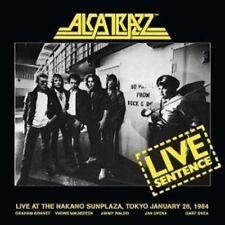 Alcatrazz - Live Sentence: 2 Disc Deluxe Edition [New CD] NTSC Region 0, UK - Im