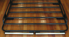 Steel Tradesman Style Open Ends Roof Rack 2400mm for Toyota Hiace Van Low Roof