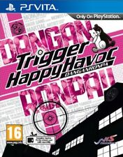 Danganronpa Trigger Happy Havoc PS Vita * NEW SEALED PAL *