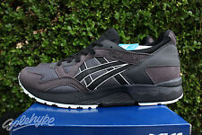 ASICS GEL LYTE V 5 SZ 11 DARK GREY BLACK HN6A4 1690