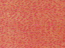 Faller Mauerplatte, Backstein Nr. 222568 Spur N
