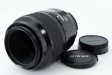 【EXC+++++】Nikon AF Micro NIKKOR 105mm f/2.8 Lens from Japan #540610