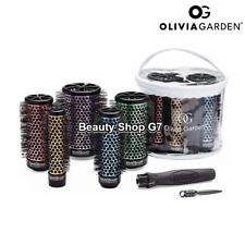 Olivia Garden MultiBrush thermal ion styling hair brush multi barrels