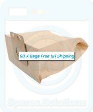 Dust Bags for Nilfisk GDP2000 CDF2040 HDS1005 818460.00 -Pack Of 50- GD Type