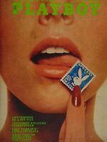 Playboy April 1973 | Julie Woodson Linda Lovelace Dayle Haddon     #1388+