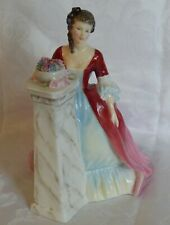 """Vintage Royal Doulton Figurine """"Rendezvous"""" by Peggy Davies 1961"""