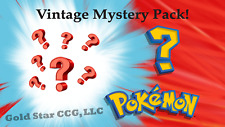 Pokemon Vintage Mystery Pack - Guaranteed WOTC Holo, PSA Card & Vintage Pack