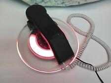 Vintage Neon  light TelePhone , Sheila phone by Cicena ,Hong Kong.