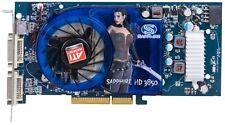 SAPPHIRE RADEON HD3850 GRAPHICS CARD AGP 512MB DDR3