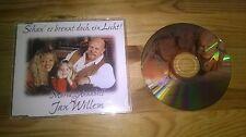 CD Volksmusik Maria, Annabell & Jan Willem - Schau es brennt (1 Song) MSE REC sc