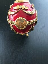 Joan Rivers Imperial Treasures Photo Egg with stand