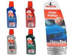 Nigrin NanoTec Color Auto Politur 3in1 Politur,Versiegelung,Glanz 4 Farben 500ml