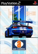Auto Modellista (2002) Brand New Factory Sealed Japan Playstation 2 PS2 Import