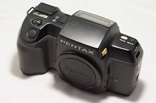 """Pentax SF7 SLR Checked Working """"Good"""""""