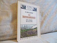 le topinambour par Baillargé la terre encyclopédie paysanne