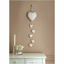 New Heart shaped decorative 6 Hanging String LED Lights