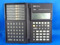 HEWLETT PACKARD HP-19B / PROGRAMMIERBARER CALCULATOR