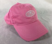 Cobra Pink Ladies Adjustable Cap Hat Never Worn with cardboard insert in place