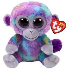 TY BEANIE BABIES BOOS ZURI MONKEY PLUSH SOFT TOY NEW WITH TAGS 1488661c7bb3