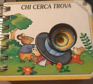 Chi cerca trova - ed. La coccinella 1993 Giovanna Mantegazza / Roberta Pagnoni