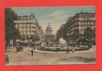 Paris - die Rue Soufflot und das Pantheon (J5595)