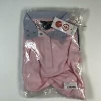 Horze Blaire Women's Long-Sleeved Functional Show Shirt, Pink, 2