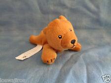 2010 Burger King Microsoft XBOX 360 Kinectimals Bear Beanie Plush Toy -- Rare