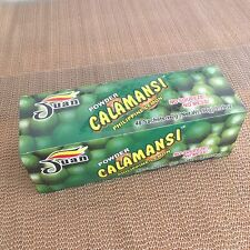Calamansi Powder (Juan Brand) Philippine Lemon 깔라만시 파우더 48 Sachets