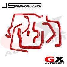 JS Performance Vauxhall Corsa B C20XE Redtop Conversion Ancillary Hose Kit