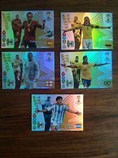 Panini Adrenalyn XL WM Brasilien 2014 Top Master Card - zu aussuchen