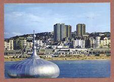 Brighton from the (Palace) Pier, Dixon RP 1960s  Aquarium Garage, Cupola   AH453