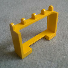 LEGO 4214 Hinge Car Roof Holder 1 x 4 x 2 Yellow 6697 6481 6490 6362 4546 6692