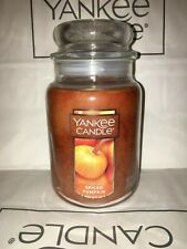 Spiced Pumpkin Candle 623g 22oz Large Jar - Brand New Genuine