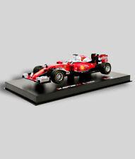 Sebastian Vettel Ferrari SF16-H 1/43 Bburago Modellino F1 2016
