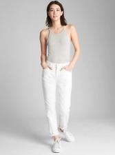 Gap NEW NWT Wearlight Mid Rise Best Girlfriend Jeans $79 Size 29/8