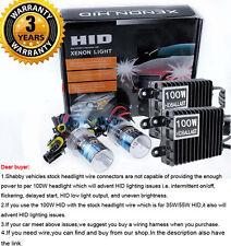 55W /75W / 100W H1 H3 H4 H7 H11 9005 9006 Xenon HID Headlight Conversion Kit ML