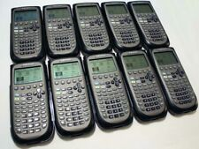 Lot Of 10 Texas Instruments Ti-89 Titanium Graphing Calculators (10 Kit)