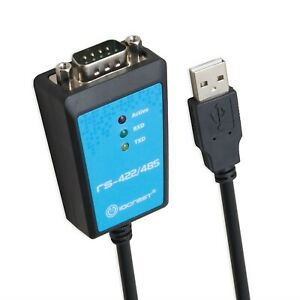 USB 2.0 TO RS-422 485 FTDI Adapter with Terminal USB powered TIA/EIA Standard