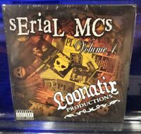 Playaz Lounge Crew - Serial MCs CD SEALED insane clown posse axe murder boyz