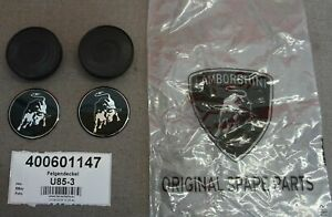 Felgendeckel Lamborghini Diablo - Wheel Badge - # 400601147