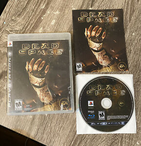 Dead Space (Sony PlayStation 3 PS3, 2008) PS3 CIB Complete Black Label