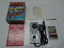 Woody Pop + Paddle Control Sega Mark III / Master System Japan /C