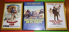 BANANA JOE + COMO EL PERRO Y EL GATO + DOS GRANUJAS EN EL OESTE -DVD R2- Precint