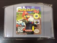Mario Kart 64 Nintendo 64 *Fast/Free Shipping* Cleaned and Working Guaranteed!!