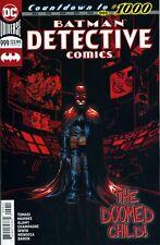 DETECTIVE COMICS #999 - DC COMICS - US-COMICS - USA - H488