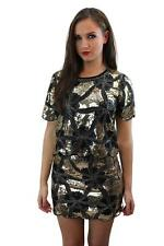 Sequin Party Tunic Dresses for Women